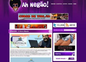 Blog Ah Negão