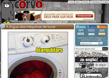 Blog Corvo