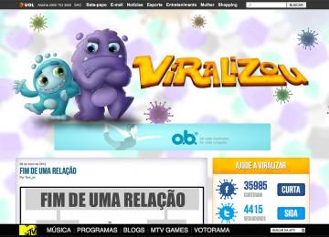 Blog Viralizou
