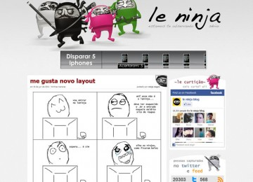 Blog Le Ninja