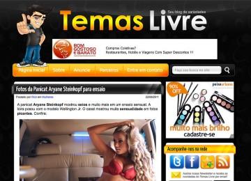 Blog Temas Livre