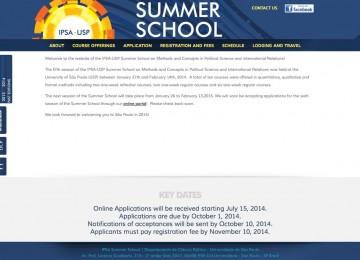 USP Summer School